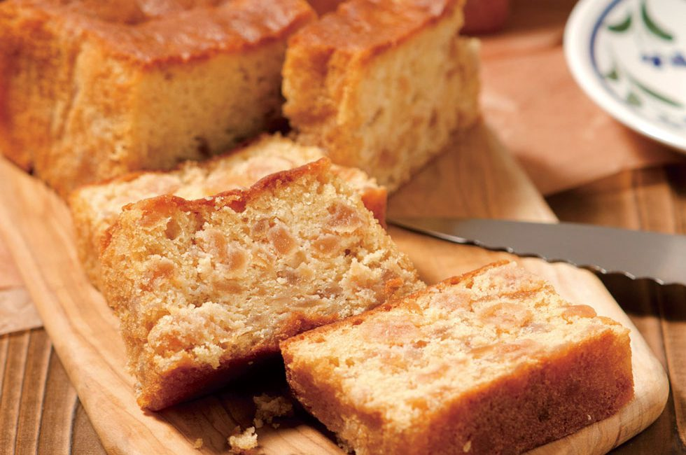 信州りんごのパウンドケーキ