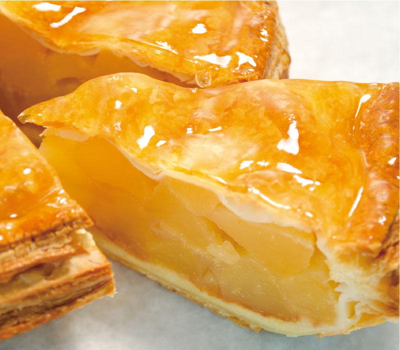 信州産ふじりんごのアップルパイ